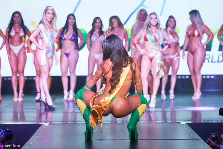 Gratulálunk a 29 éves Suzy Corteznek, aki a brazil Playboy bejáratott modellje, és valószínűleg Nicki Minaj példaképe