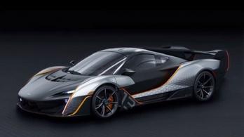 Ez lenne a McLaren új csúcsmodellje?