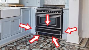 Mire jó valójában a sütő alatti fiók? Többet tudhat, mint gondolnád!