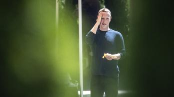 """Zuckerberg szerint nagy """"szívás"""" lenne, ha Elizabeth Warren lenne az elnök"""