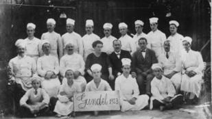Gundel Károly 13 gyereket nevelt, könyvet írt és a fronton is szolgált