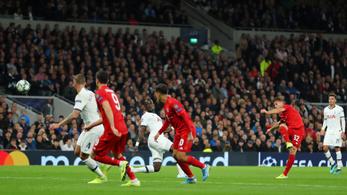 Tottenham-Bayern 2-7 a Bajnokok Ligájában