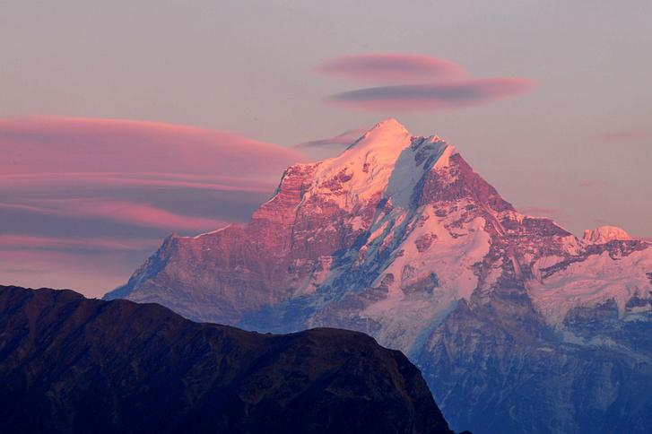 A Trisul hegy
