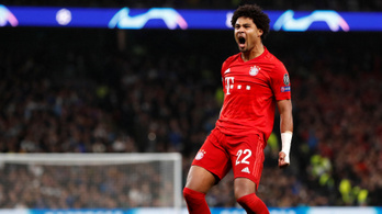 7-2-es Bayern-győzelem Londonban