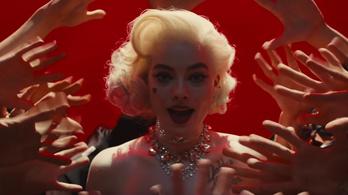 Margot Robbie csontot tör