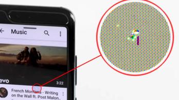 Alaposan meggyötörték a Samsung összehajtható telefonját