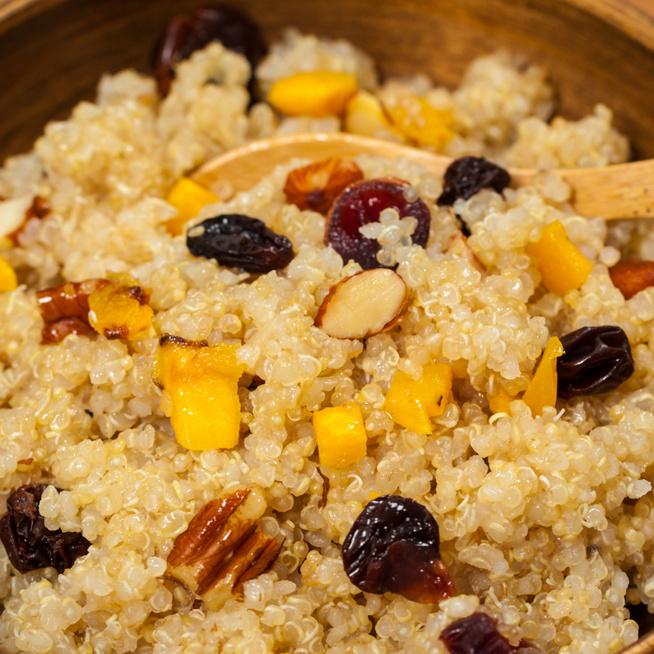 Vitaminbomba reggeli kása: quinoa és sütőtök az alapja