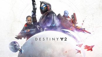 Elég meggyőzően indított második eljövetelével a Destiny 2