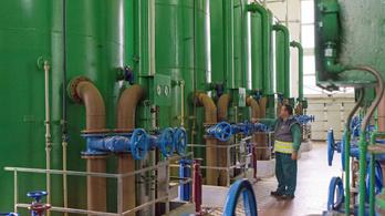 Bajban van az ivóvízellátásunk