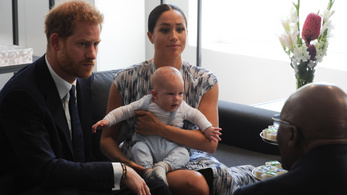 Harry herceg fél, hogy feleségével ugyanaz fog történni, mint édesanyjával