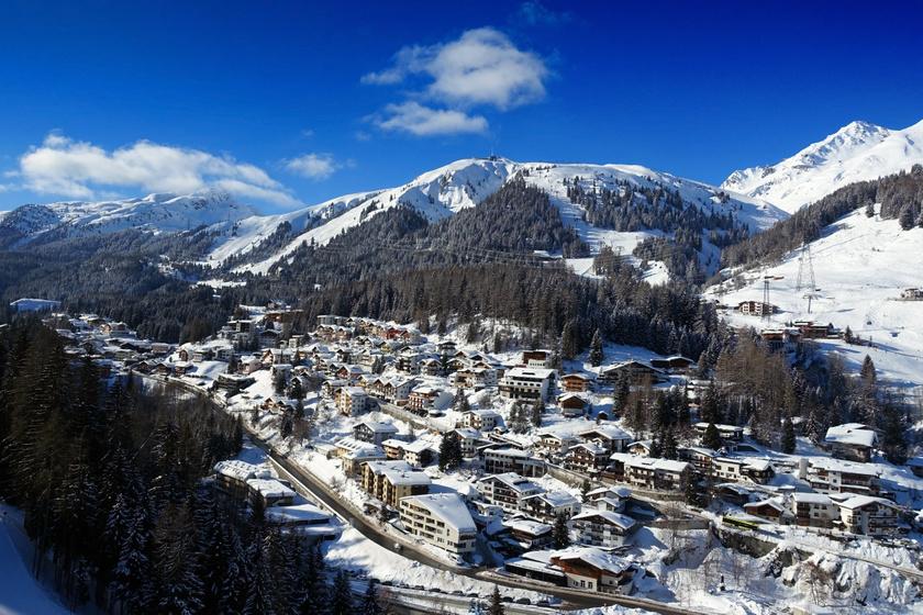 Tirol 8 legszebb sípályája, ahol nemcsak a síelés, de a panoráma is álom