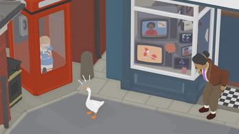 Egy virtuális liba tartja lázban az egész internetet