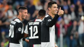 Real-legendát ért be és előzött Ronaldo