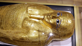 Visszakapta Egyiptom a tavaszi forradalom idején ellopott szarkofágot