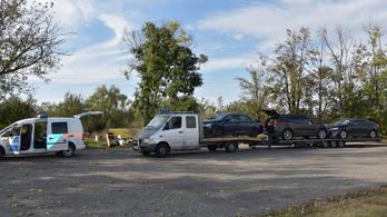 2 millió forintos bírságot ért a román-moldáv sofőr trélere