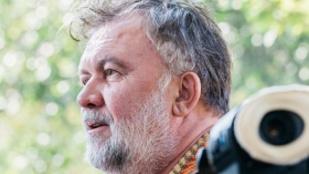 Csuja Imre Pajkaszeg polgármestereként buzdít az X-Faktor megtekintésére