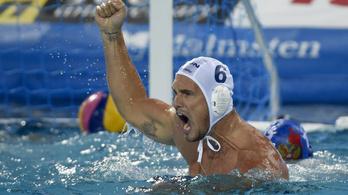 Visszatér a válogatottba az olimpiai bajnok vízilabdázó