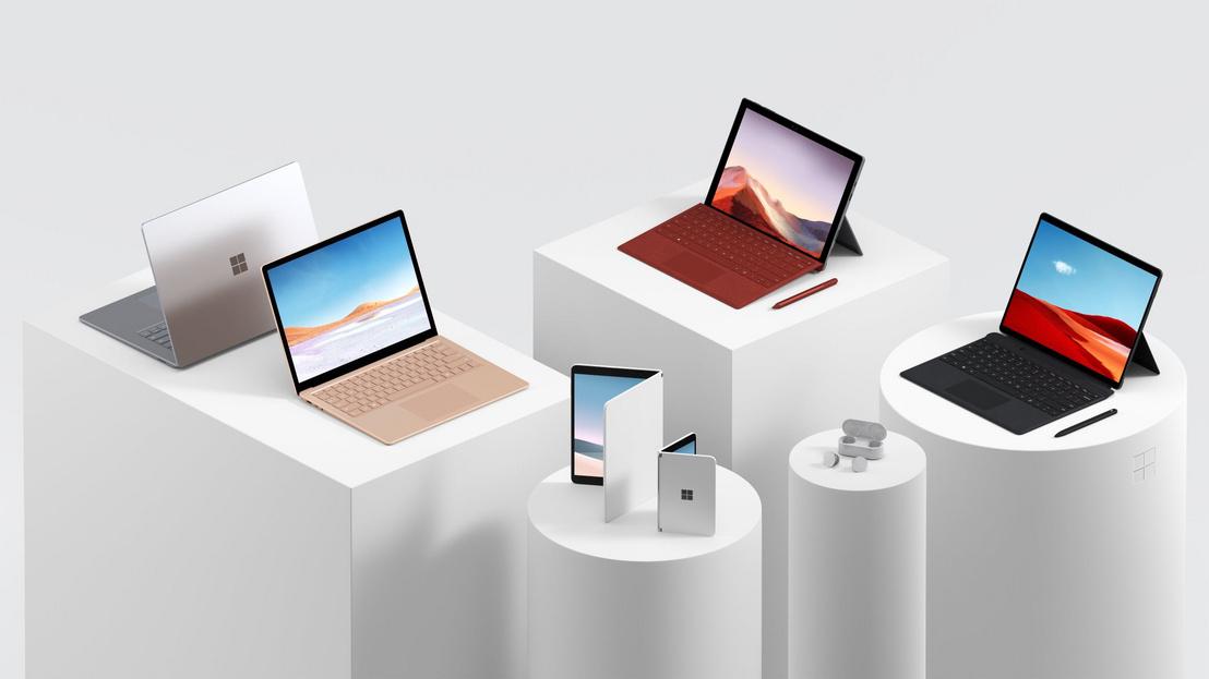 A Microsoft új termékcsaládja