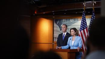 Trump elmozdítása felé lépett még egyet a képviselőház