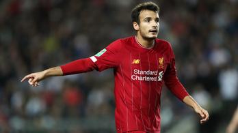 A Liverpool megúszta a kizárást a Ligakupából