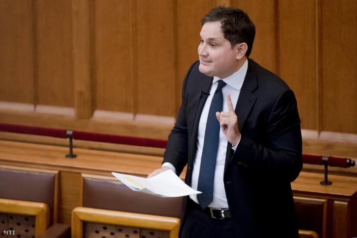 Nagy Márton, a Magyar Nemzeti Bank alelnöke