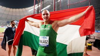 Megóvták a magyar bronzérmet az atlétikai vb-n