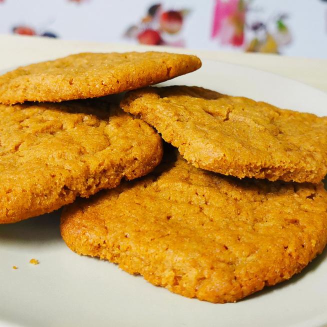 Villámgyors mogyoróvajas keksz: energiadús és egészséges ropogtatnivaló