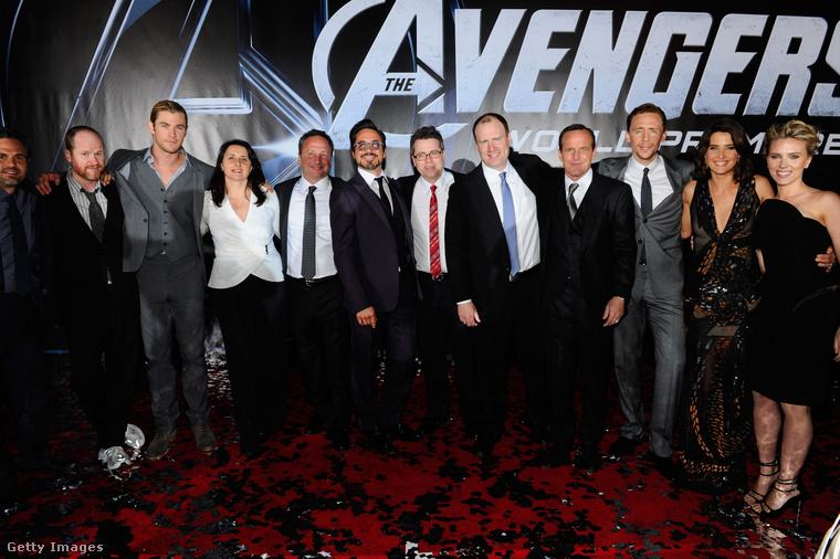 És hogy egy kicsit kevésbé szomorú témával fejezzük be: 2012 mérföldkő volt a szuperhős-filmek történetében