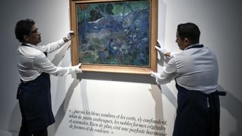 Kétmilliárd forint Gauguin egyik képéért
