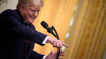Magyar termékek is vannak Trump vámlistáján