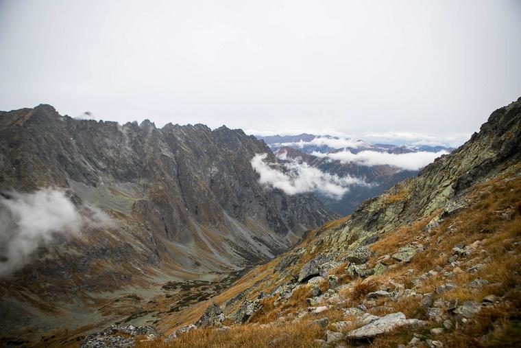 A Hlinszka-völgy, másként Hincói-völgy