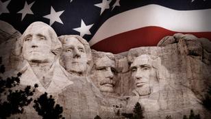 A Rushmore-hegy története arcátlan amerikai erőfitogtatás művészetbe oltva