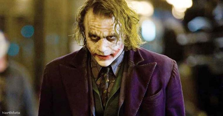 3. Heath Ledger (A sötét lovag, 2008)