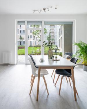 Egy budaparti lakás valóban több mint otthon - fotó: Hlinka Zsolt