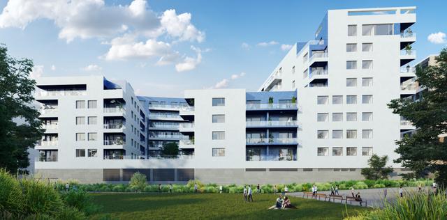 A BudaPart legmodernebb, BRE elnevezésű lakóépületének otthonai még 5%-os lakásáfával elérhetőek