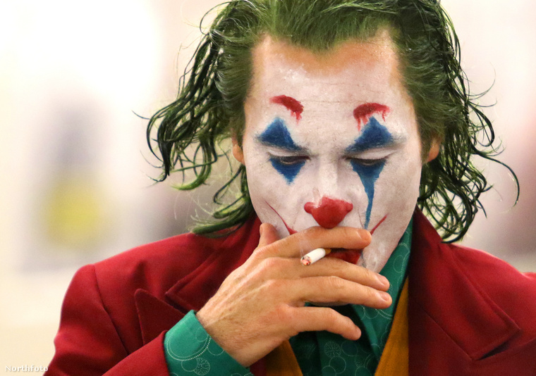 5. Joaquin Phoenix (Joker, 2019)