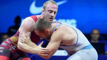 Ukrán birkózó lesz magyar a tokiói olimpián