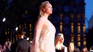 Gwendoline Christie: 2 méter szexi elegancia a vörösszőnyegen