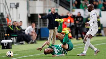Lecsapott a futballvalóság a Ferencvárosra