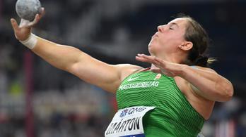 Márton Anita nagy hajrával világbajnoki ötödik