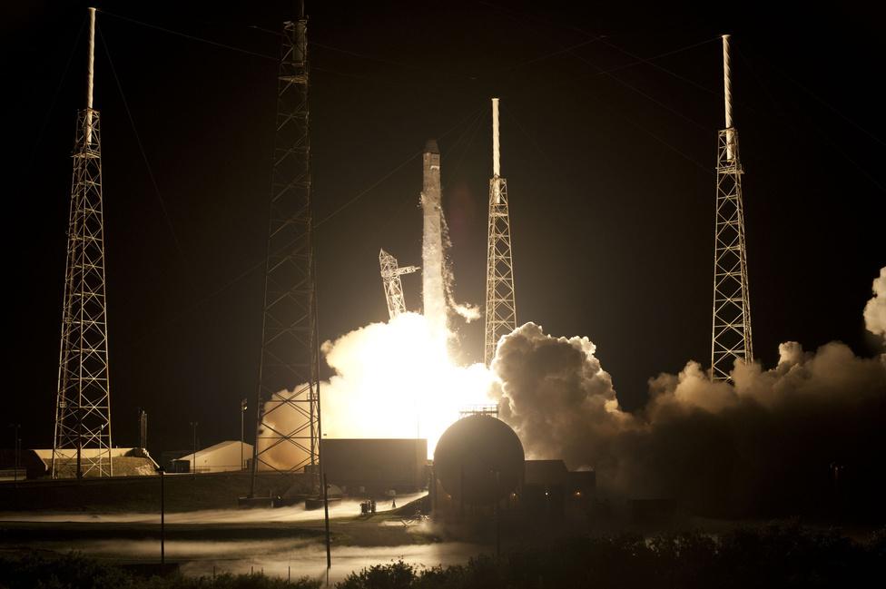 A SpaceX űrhajója magyar idő szerint május 22-én, 9 óra 44 perckor indult útnak az erre a célra megvásárolt 40-es űrkomplexumból, Cape Canaveralből.