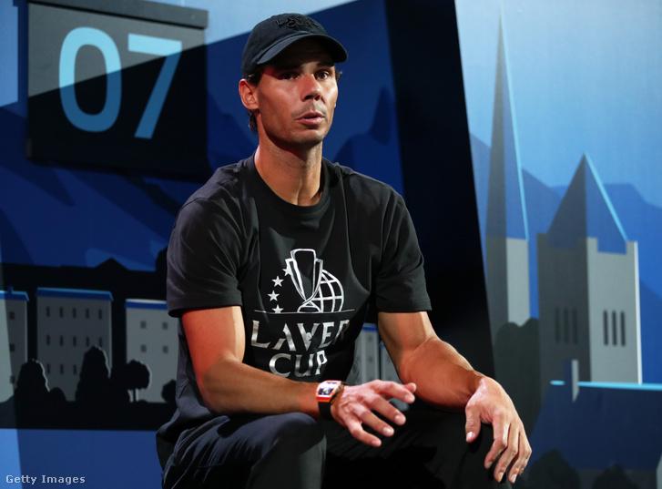 Nadal kiüli a távol-keleti versenyt