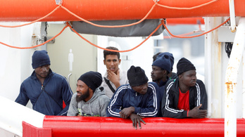 Felgyorsítja az illegális bevándorlók kitoloncolását az olasz kormány