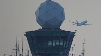 Budapest légterében sokszor zavarják a pilótákat lézerrel