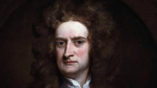 A seggfej, aki újra feltalálta az univerzumot, avagy Newton mint ember