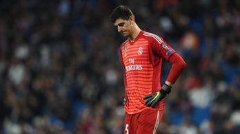 Gyomor-bélhuruttól szenved a Real Madrid kapusa