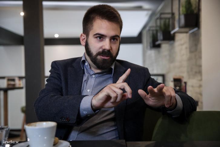 Balázsy Péter a Fidesz polgármesterjelöltje