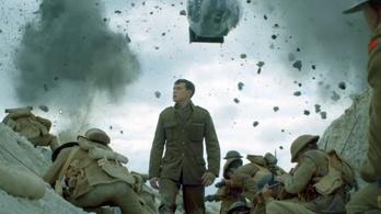 Sam Mendes új világháborús filmjének a werkvideója is elég drámai