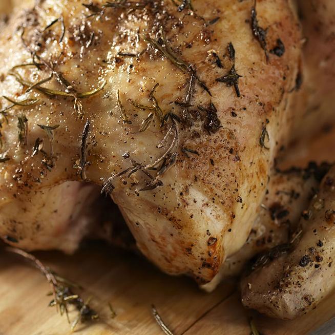 5 tipp a kívül ropogós bőrű, belül omlós sült csirkéhez