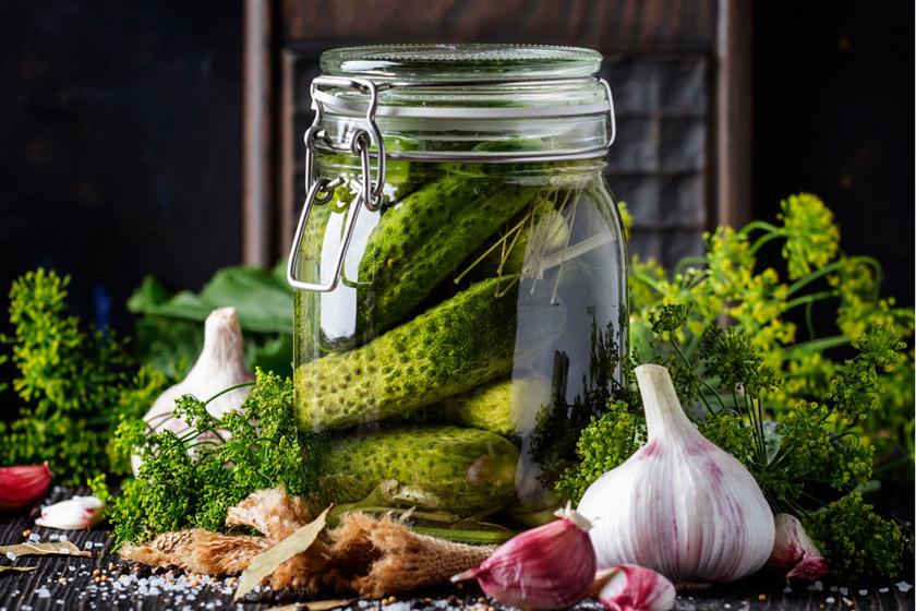Tudtad, hogy az uborkát is lehet pácolni? 10 perc alatt fantasztikus lesz a zöldség